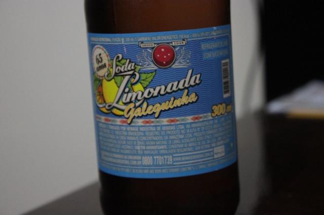 Limonada Galeguinha
